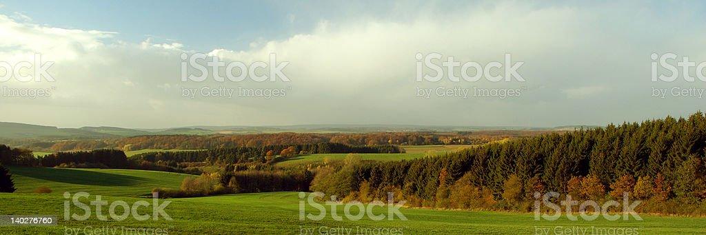 panorama-Landschaft – Foto