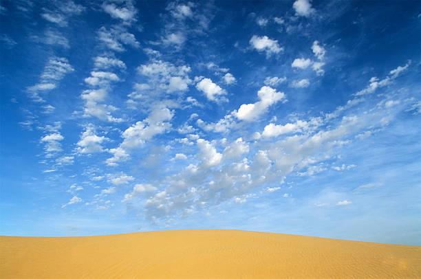 desert landscape - desolated stock pictures, royalty-free photos & images