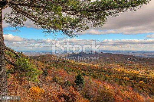Overlook at Minnewaska State Park Preserve, NY
