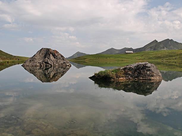 Landschaft Reflexion – Foto