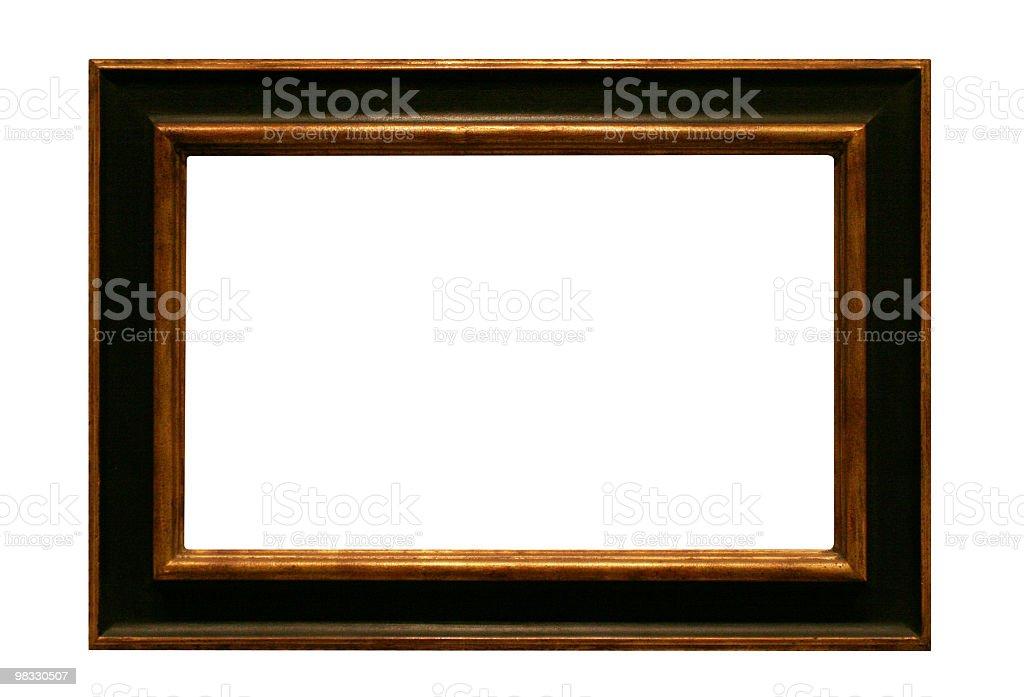 Paesaggio forma di frame da utilizzare per il progetto foto stock royalty-free