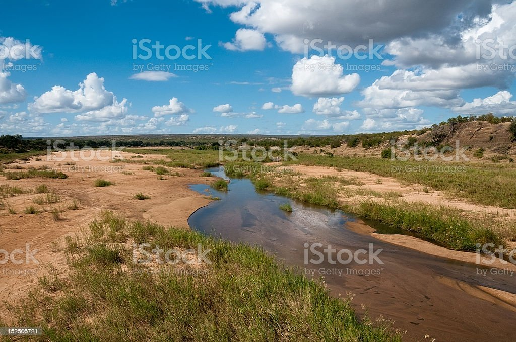 Landscape, South Africa stock photo
