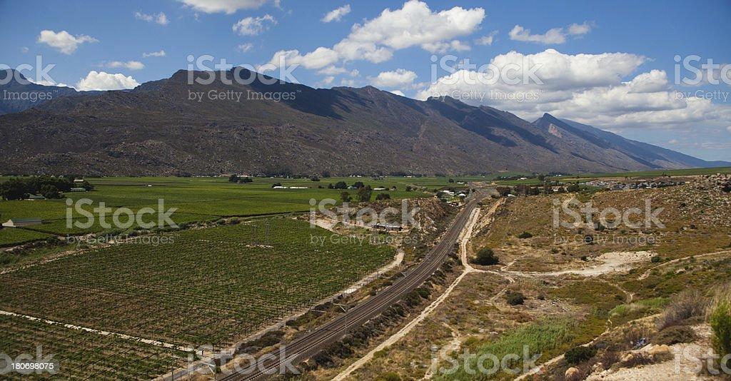 Landscape South Africa foto