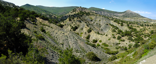 Krajobraz Sudak - zdjęcia stockowe i więcej obrazów Bez ludzi