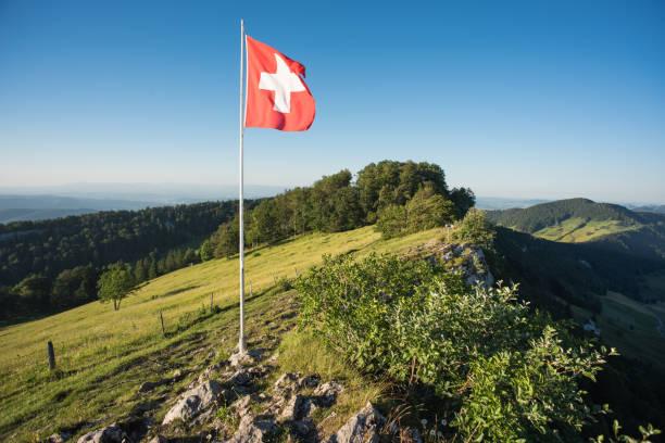 Landschaft Schweiz – Foto