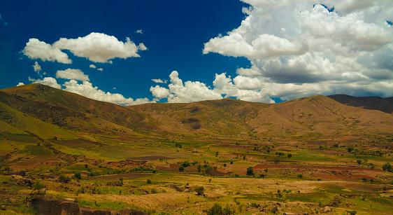 istock Landscape to Andringitra mauntain range, Ihosy, Madagascar 1135278960