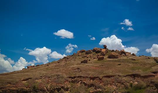 istock Landscape to Andringitra mauntain range, Ihosy, Madagascar 1142973165