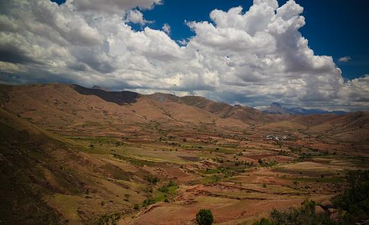 istock Landscape to Andringitra mauntain range, Ihosy, Madagascar 1149047546