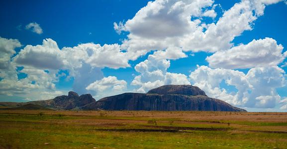 istock Landscape to Andringitra mountain range, Ihosy, Madagascar 1135924246