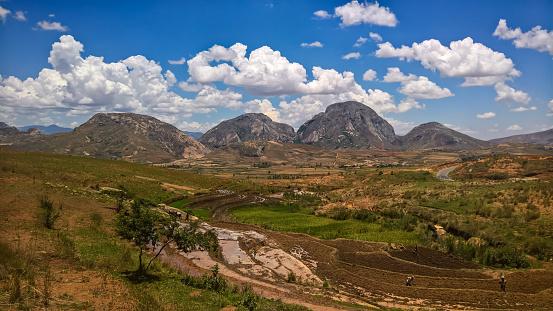 istock Landscape to Andringitra mountain range , Ihosy, Madagascar 1161344797