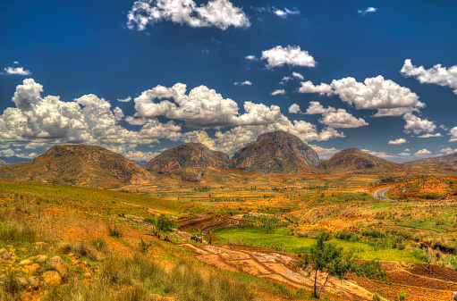 istock Landscape to Andringitra mountain range , Ihosy, Madagascar 1165058100