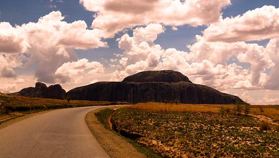 istock Landscape to Andringitra mountain range, Ihosy, Madagascar 1182615222