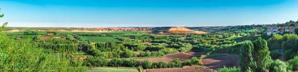 Cтоковое фото Landscape view of popular Hevsel Bahceleri(Gardens)
