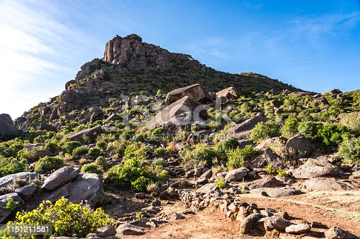istock Landscape view of the Simien Mountains National Park in Northern Ethiopia 1151211581