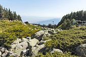 Landscape with Moraine at Vitosha Mountain, Sofia City Region, Bulgaria