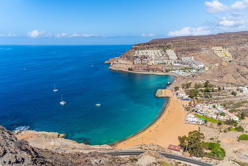 Landscape with Playa de Tauro