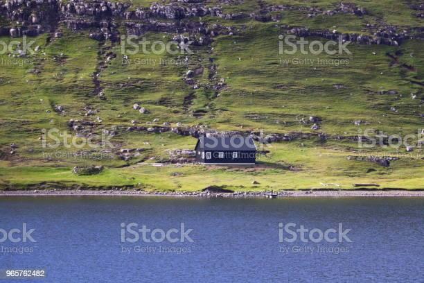 Landskap Av Färöarna-foton och fler bilder på Fotografi - Bild