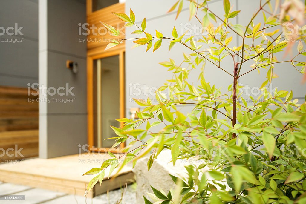 Landscaping Abstract royalty-free stock photo