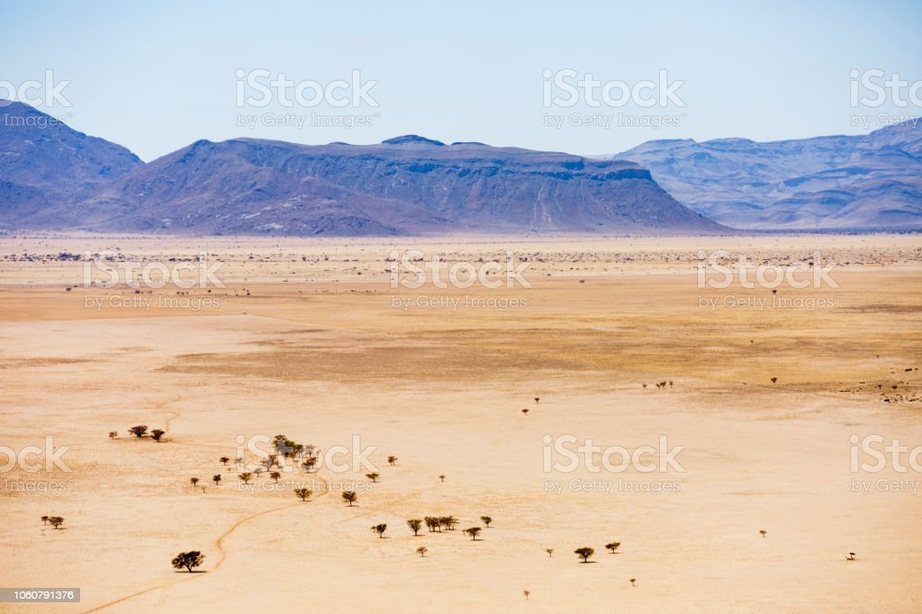 Landschaft Im Namib Naukluft Nationalpark – Foto