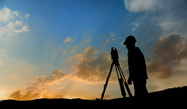 Land-surveyor – Foto
