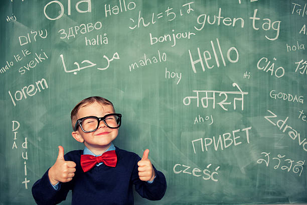 language master - genius stock photos and pictures