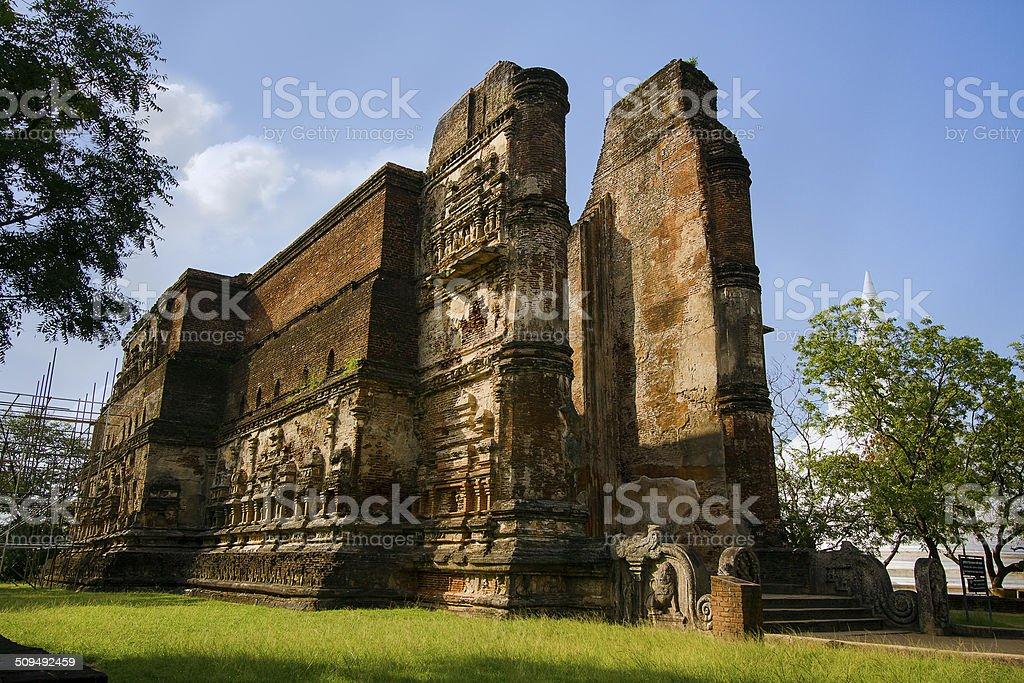 Lankathilaka temple, Polonnaruwa, Sri Lanka - Photo