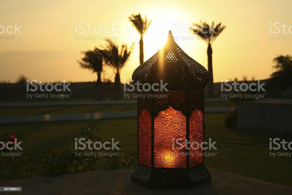 Lantern 1 stock photo