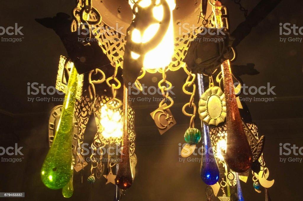 Lantern designs 2 royalty-free stock photo