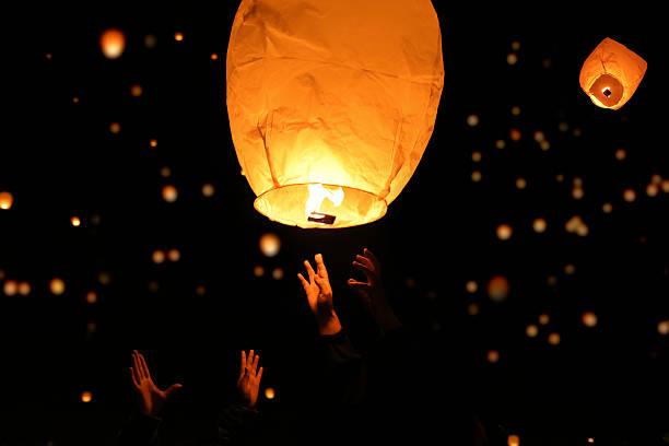 festival da lanterna - lanterna - fotografias e filmes do acervo
