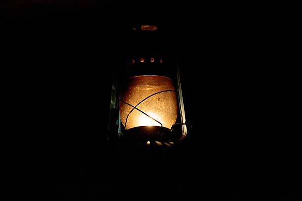 lantern glowing - lanterna - fotografias e filmes do acervo