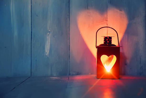 lantern - february stock photos and pictures
