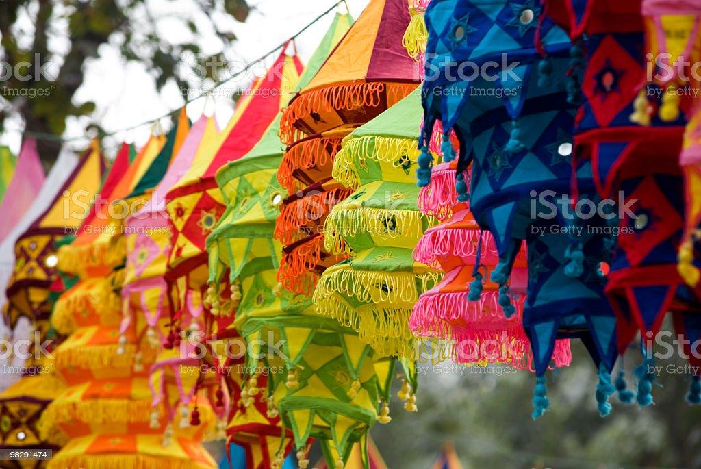 lanterns royalty-free stock photo
