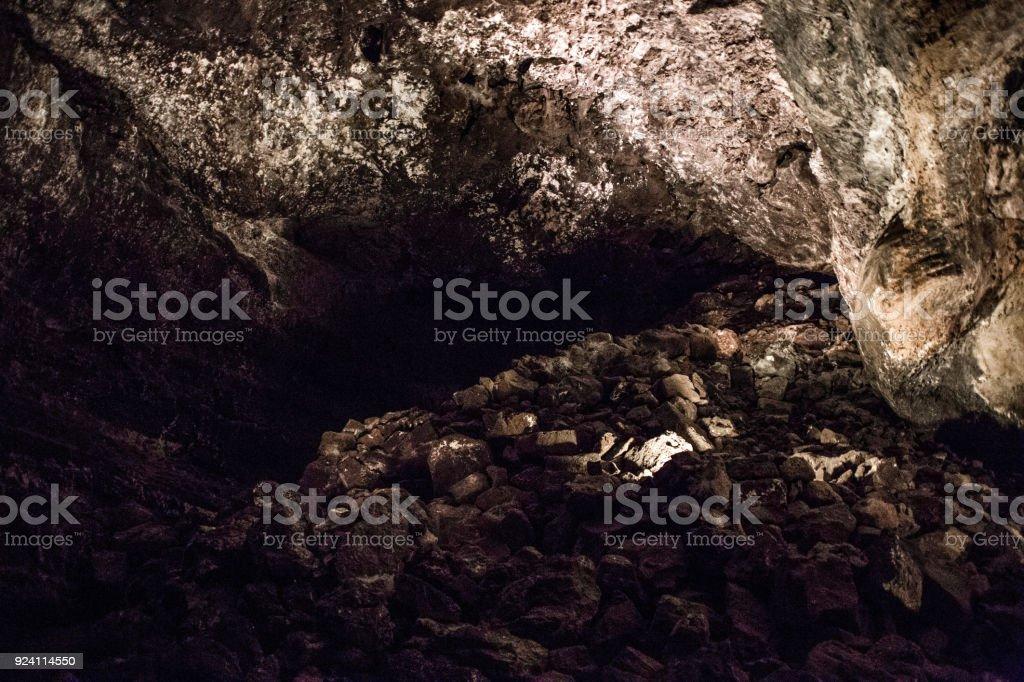 Lanzarote, Cuevas de Los Verdes – Foto