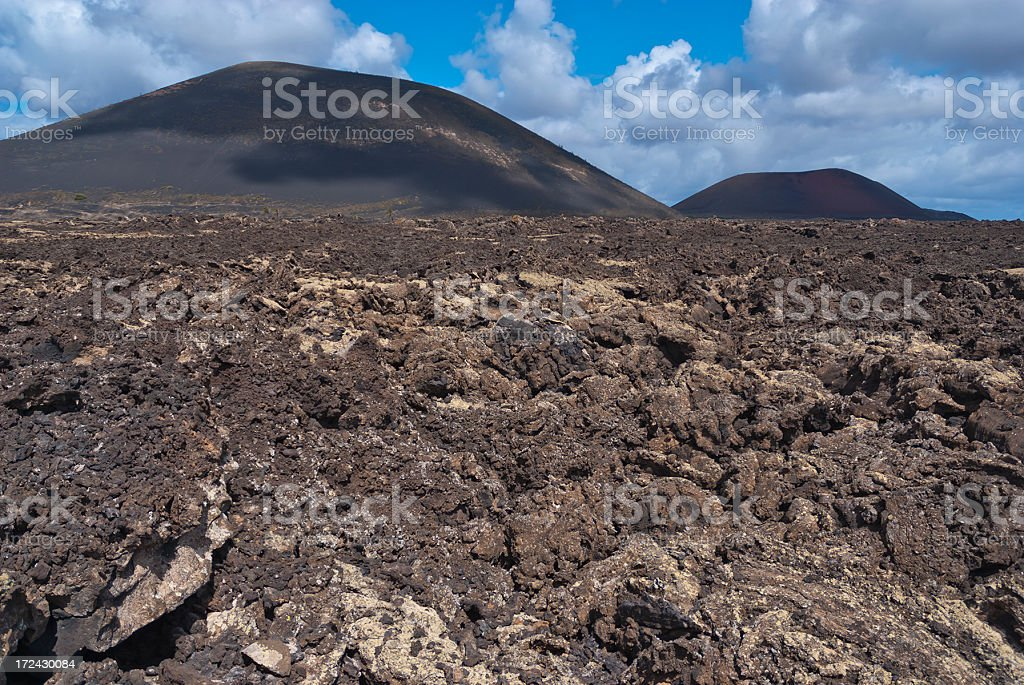 Lanzarote royalty-free stock photo