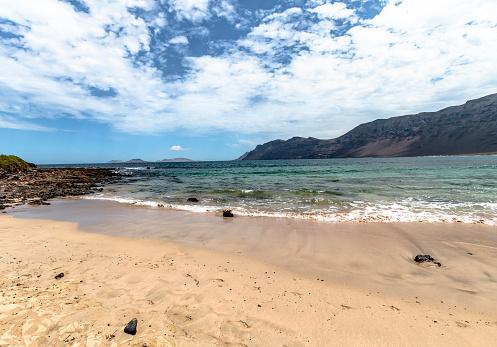 Lanzarote - Strand von Caleta de Caballo