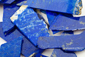Lapiz Lazuli - half precious stone. guaranteed authentic
