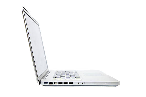 laptop - 側視 個照片及圖片檔