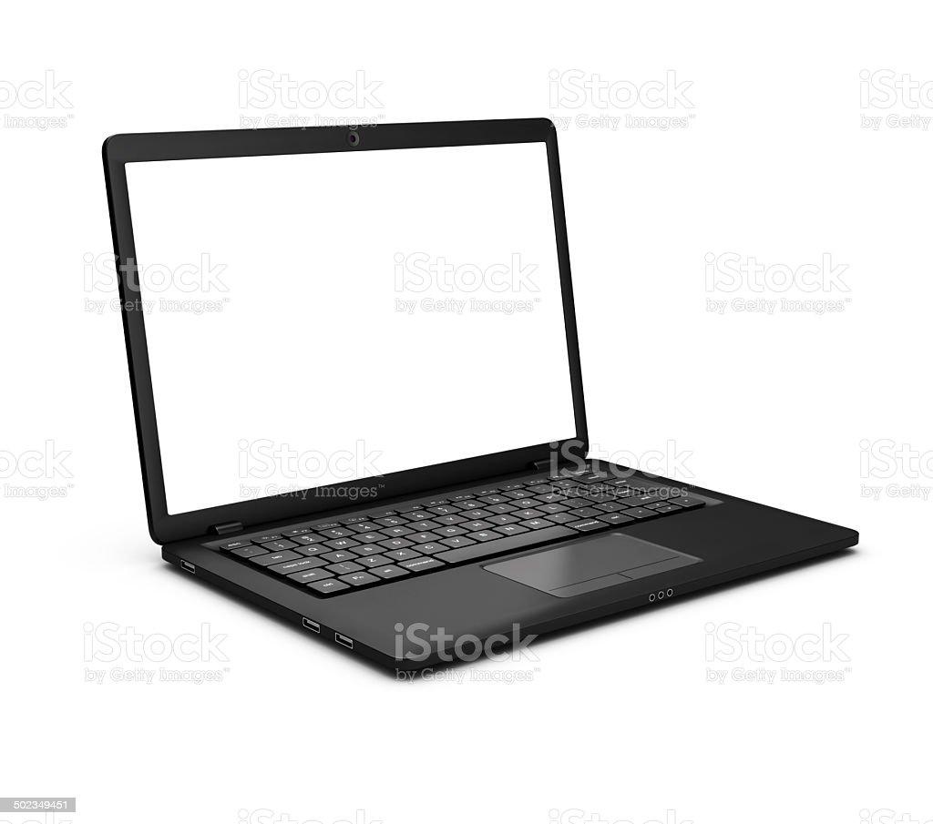 Laptop - foto de acervo