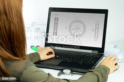 istock CAD Laptop 628916994