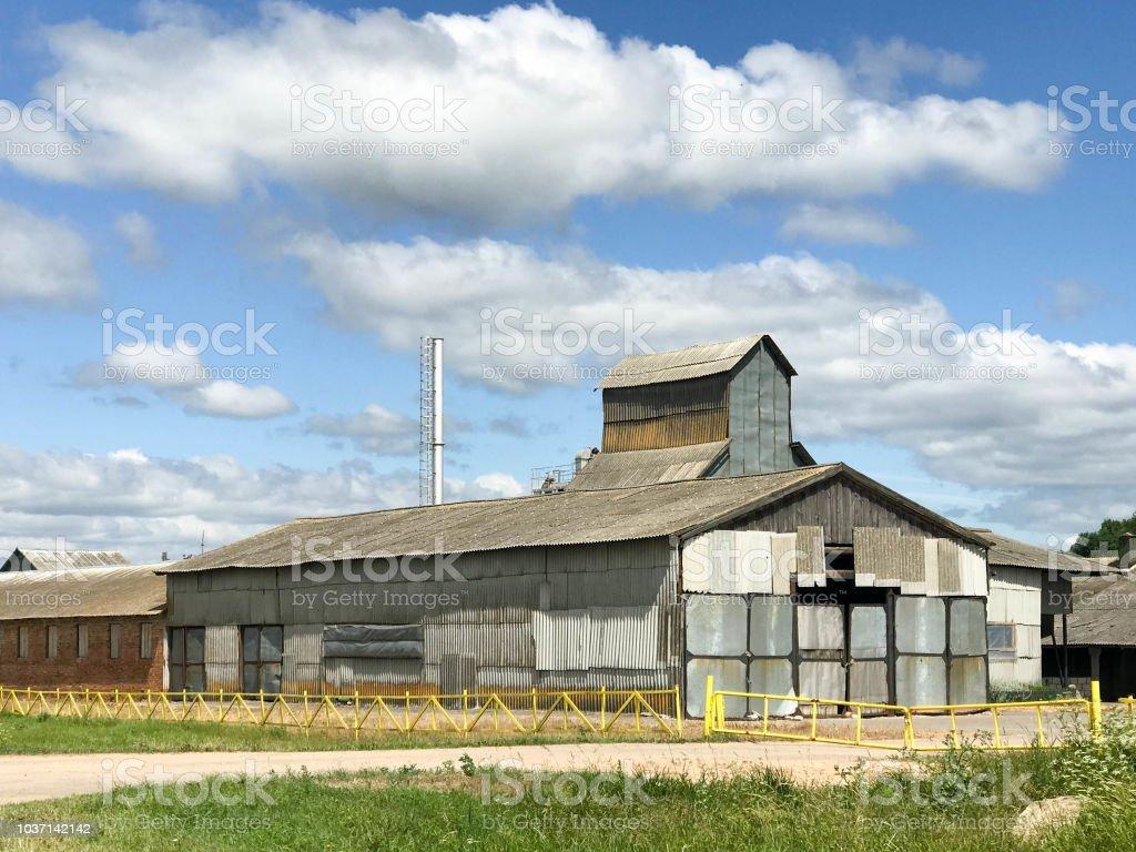 大規模な農業農業ファーム機器住...