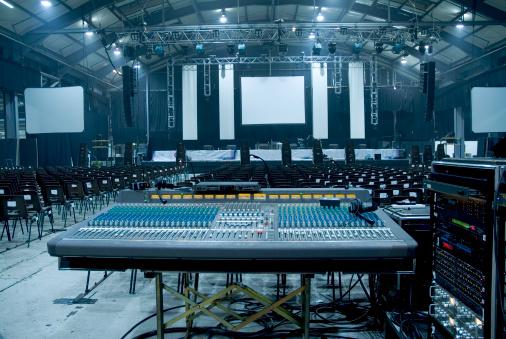 Large Auditorium Hall