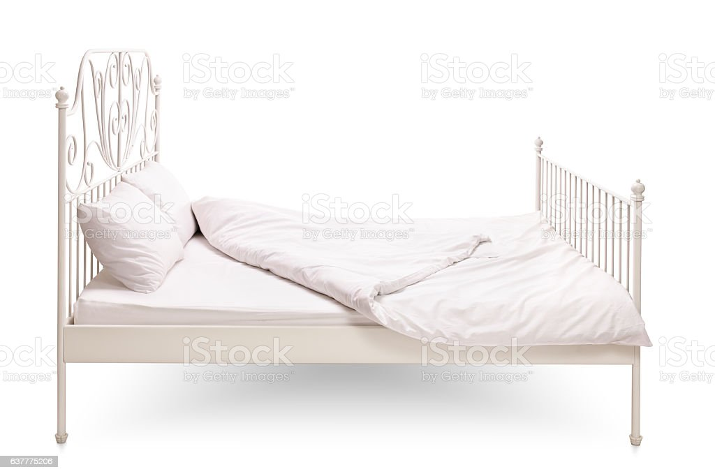 Große-Bett – Foto