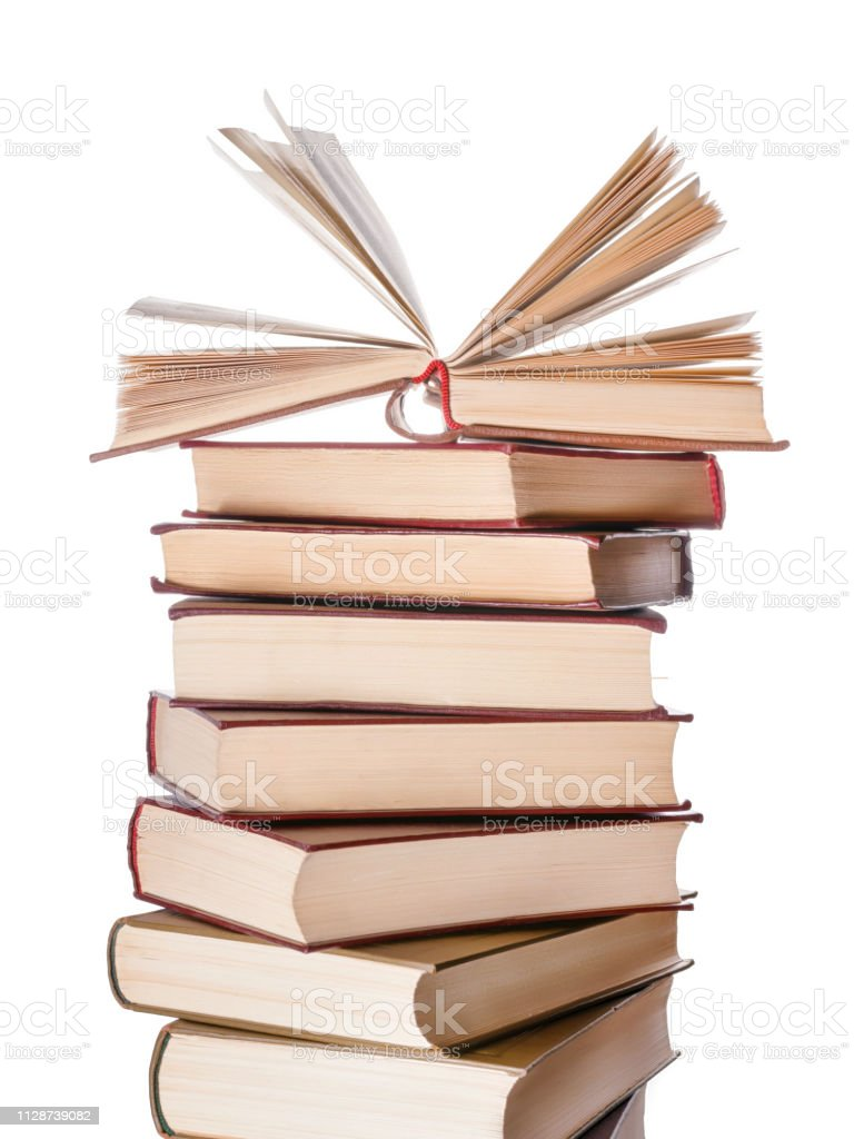 Photo Libre De Droit De Livres En Gros Tas Dunique Livre