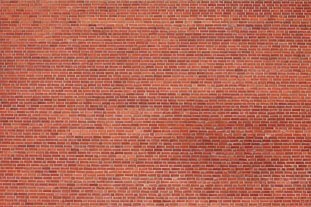 large brick wall - tuğla stok fotoğraflar ve resimler