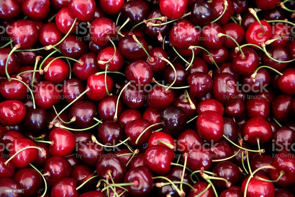 Cherries-englische Redewendung – Foto