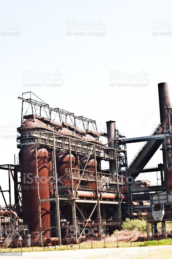 Hochofenplatz - Decommissioned Steel Factory In Phönix See, Dortmund...