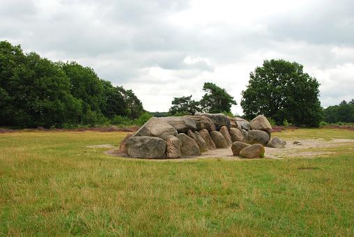 Large Dolmen in the Netherlands