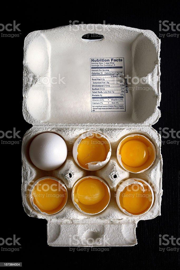 large eggs royalty-free stock photo
