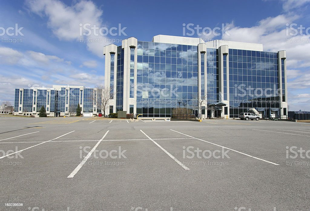 Large Entreprises royalty-free stock photo