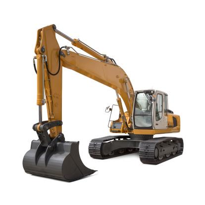 Large Excavator Stock Photo - Download Image Now